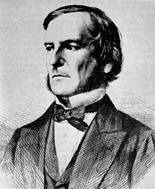 A picture of George Boole